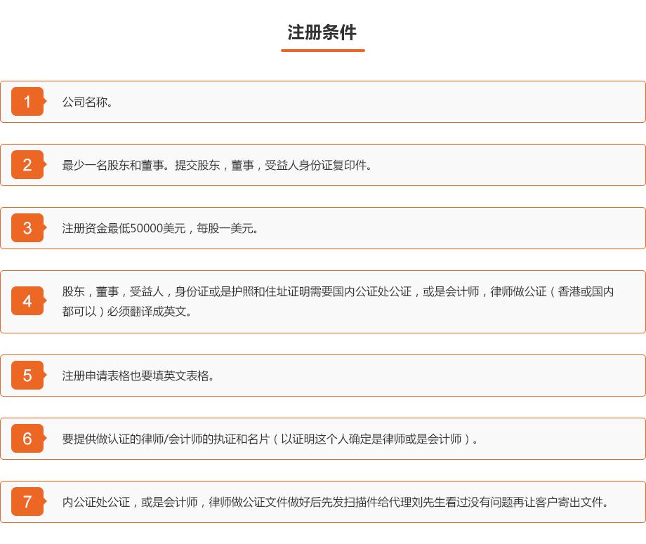 0920-工商财税-开曼公司注册