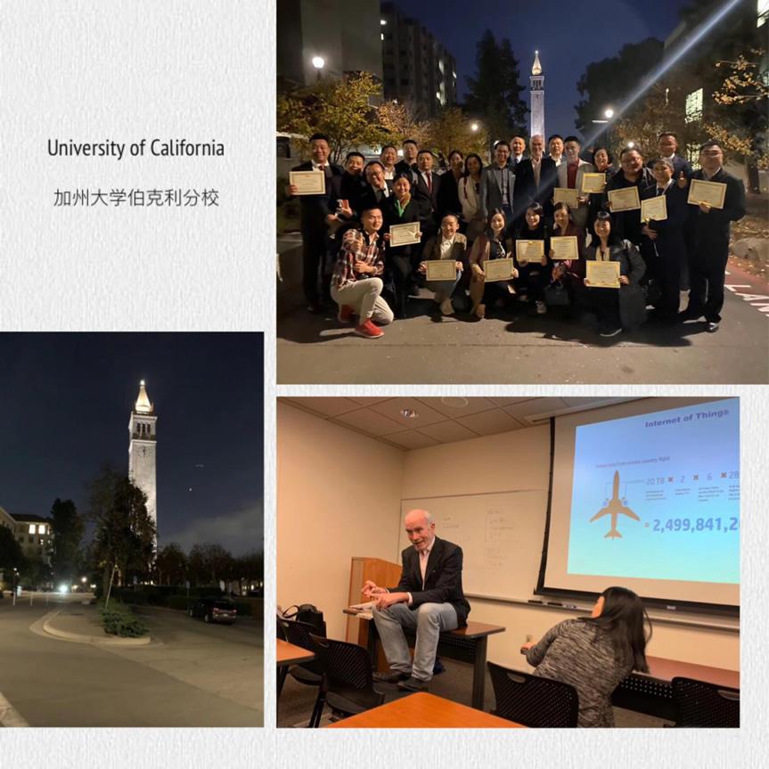 走向世界,共赢国际集团总裁李林丹先生启程美国探访名校、商务考察